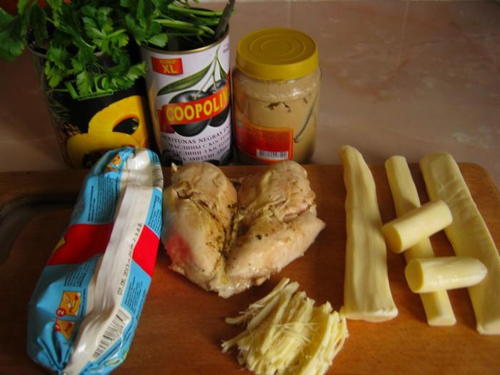 Салат Оригинальный ингредиенты